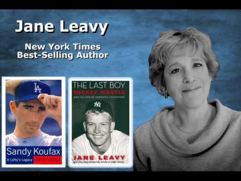 Interview with Jane Leavy, Author of Sandy Koufax: A Lefty