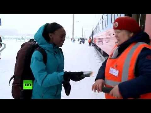 Бескрайняя Сибирь: из окна транссибирского экспресса