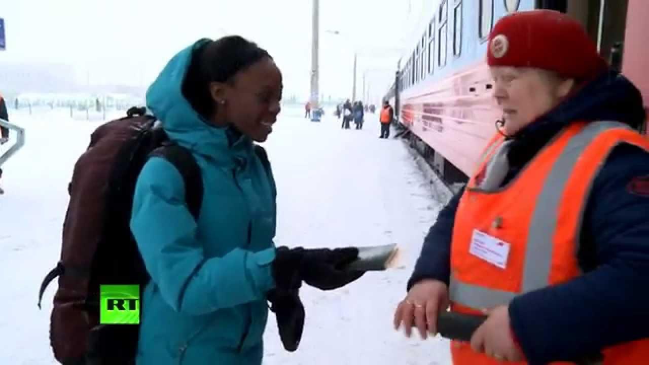 Бескрайняя Сибирь: из окна транссибирского | туристическое путешествие на поезде по россии
