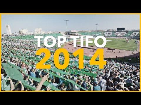 TOP 5 TIFO 2014