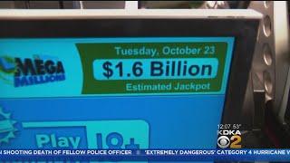Record $1.6 Billion Mega Millions Jackpot Up For Grabs Tonight