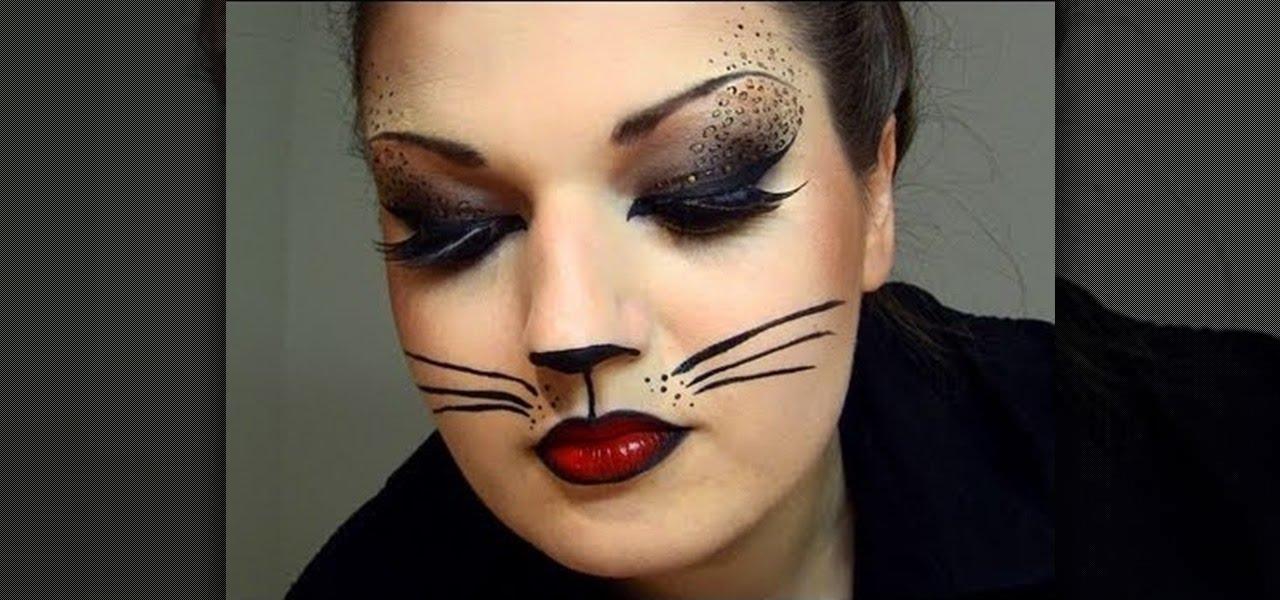 f89825878e66 Leopard Print Halloween Makeup Tutorial - YouTube