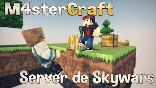 SERVER DE SKYWARS! [M4sterCraft]