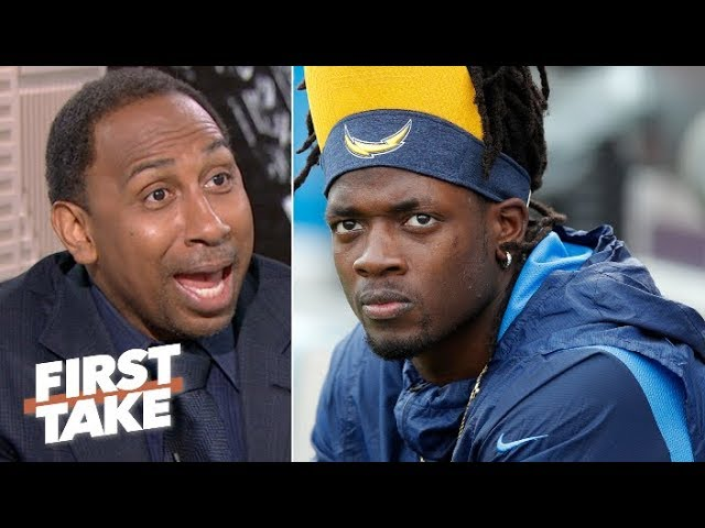 Chargers Aint going to no damn Super Bowl! - Stephen A. | First Take