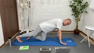 体幹のトレーニング&ストレッチ②(フル)