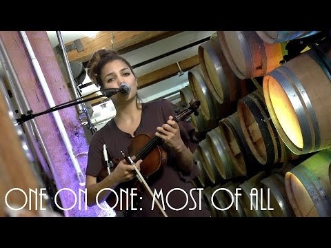 ONE ON ONE: Ada Pasternak - Most Of All July 14th, 2016 City Winery New York