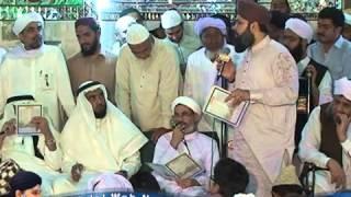 Qaseeda E Ghousia(Shaya Lilah Ya) - Owais Raza Qadri-Sindh Mehfil