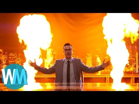 Thumbnail: Top 10 John Oliver Moments