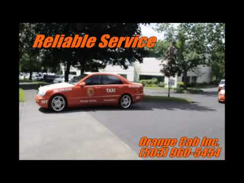 Orange Cab | Cab In Beaverton Oregon