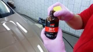 Жидкое стекло Soft99 H 7 способ нанесения   / USAVE.RU - Автомагазин №1(, 2016-07-18T09:32:35.000Z)