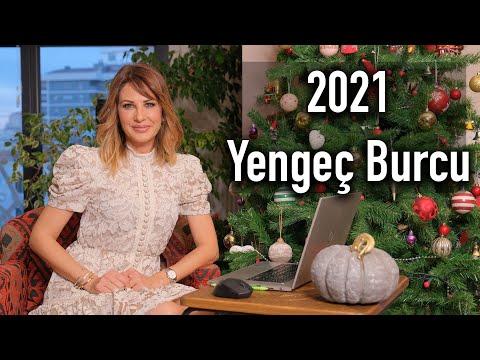 2021 Yengeç Burçu Yorumları - Hande Kazanova ile Astroloji
