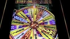 Aristocrat - Tarzan Slot Wheel Feature - Golden Nugget Hotel and Casino - Atlantic City, NJ