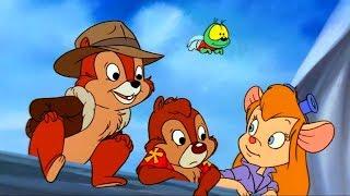 Чип и Дейл спешат на помощь - Серия 50, Загнанных собак меняют | Мультфильм Disney