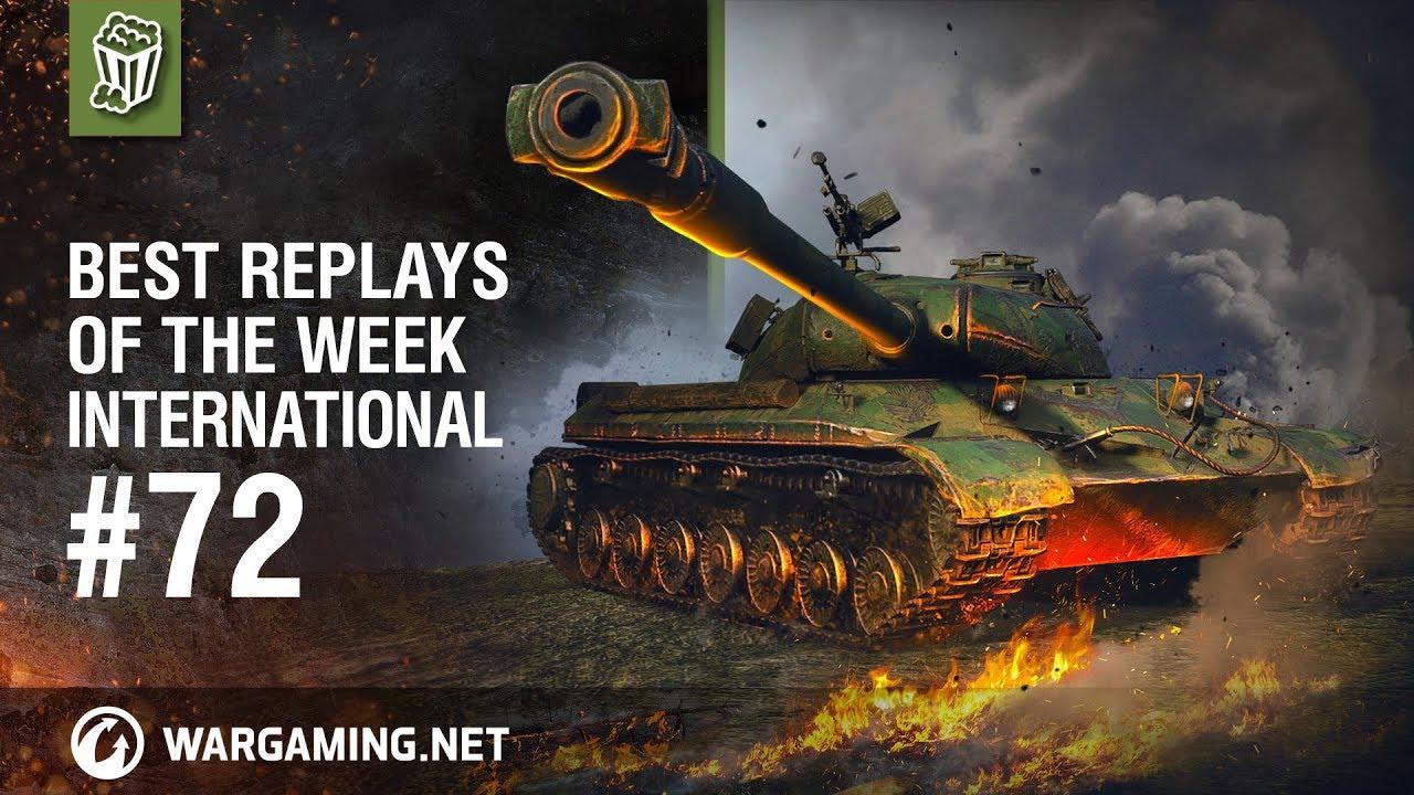 World of Tanks – Best Replays of the Week International #72