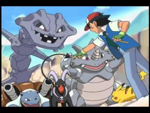 Pokémon   Johto League Champions   Opening  English   YouTube