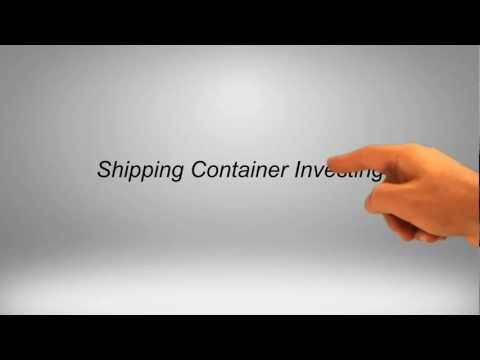 Pacific Tycoon Shipping Container Investment