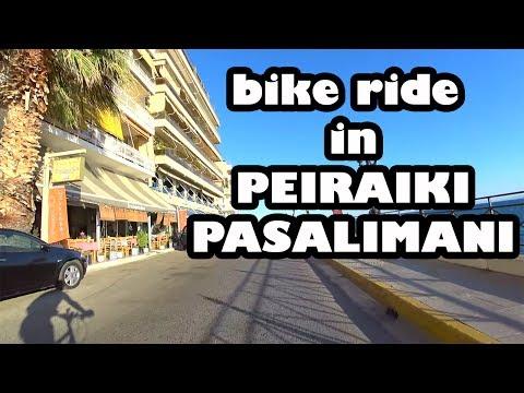 BikeRide in Peiraiki - Pasalimani - HELLAS
