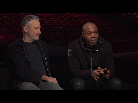 Jon Stewart & Dave Chappelle Talk Trump, The Media & Politics