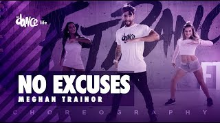 No Excuses - Meghan Trainor | FitDance Life (Choreography) Dance Video