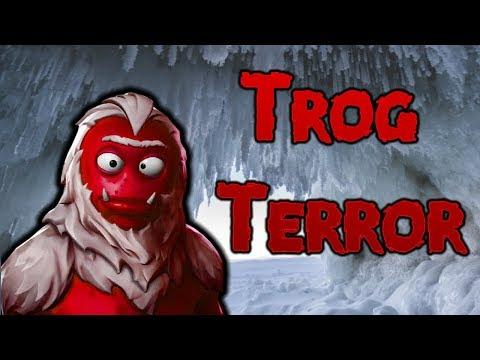 Fortnite Creepypasta: Trog Terror