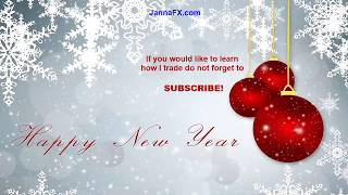 NO LOSS FOREX STRATEGY, LIVE TRADING, $2000 Profit on Christmas Week