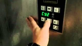 C8 og Call fejl på electrolux opvasker