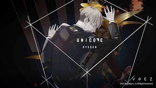 VOEZ - UNiCoRE Special Lv16 - First time play - WTF