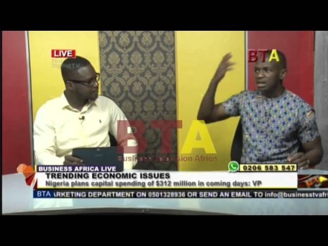 Nigeria intensifies capital spending in recession