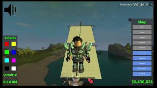 Roblox - Bloodmoon Tycoon -  ALL Totem Locations!