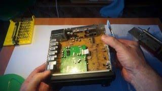 Ремонт автомагнитолы. Как выпаять и заменить  FM тюнер?