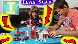 Видео для детей. Пожарные машинки,пожарный вертолёт,поезд.  Игры для мальчиков.[Ilay Star](Всем привет! В этом видео для детей, я хочу Вам показать, что мне подарили на мой день рождения, который я..., 2016-03-26T11:32:44.000Z)