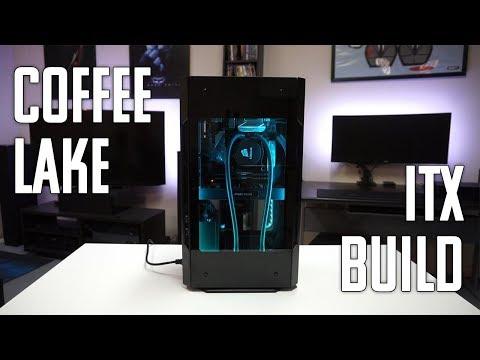 Coffee Lake i7-8700: Phanteks Evolv Shift Mini ITX Build