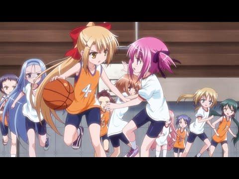 Real Life Vs Anime Basketball Youtube