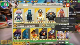 Deadswine Fast Evolve (0 to 80) - Angry Birds Evolution