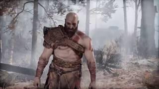 God of War 4.  часть 1. Прохождение.  Отец  и  сын.