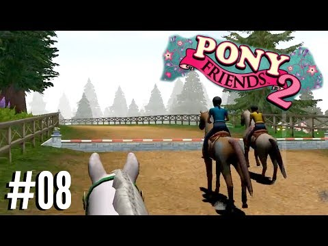 Meedoen aan een springwedstrijd! | Pony Friends 2 #8