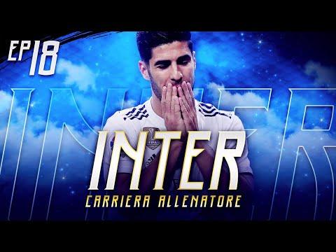 REAL MADRID IN SEMIFINALE DI CHAMPIONS!! CARRIERA ALLENATORE INTER EP.18 FIFA19
