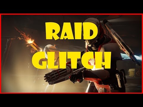 RAID GLITCH | DESTINY 2 | SKIP TO ROYAL POOL