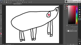How To Draw A Cow In Under 6 Min