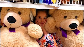 Kids Best and Last HIDE AND SEEK at ToysRUS!