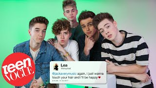 Why Don't We Compete in a Compliment Battle | Teen Vogue