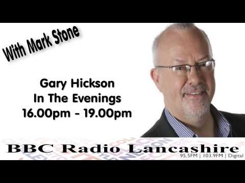 Motoring North West Mark Stone Gary Hickson BBC Radio Lancashire