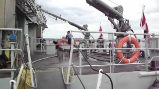 Canadian Navy Training and Surveillance Ships-Nanaimo BC