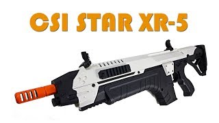 CSI Star XR-5 AEG Overview