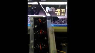 Test manos surchauffe moteur