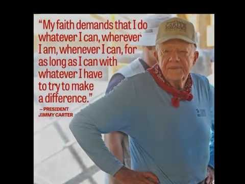 JIMMY COME ON IN (Jimmy Carter Tribute)