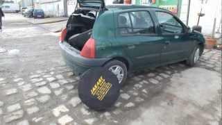 Instalacja gazowa wrocław   Renault Clio 1 2 Lovato Smart