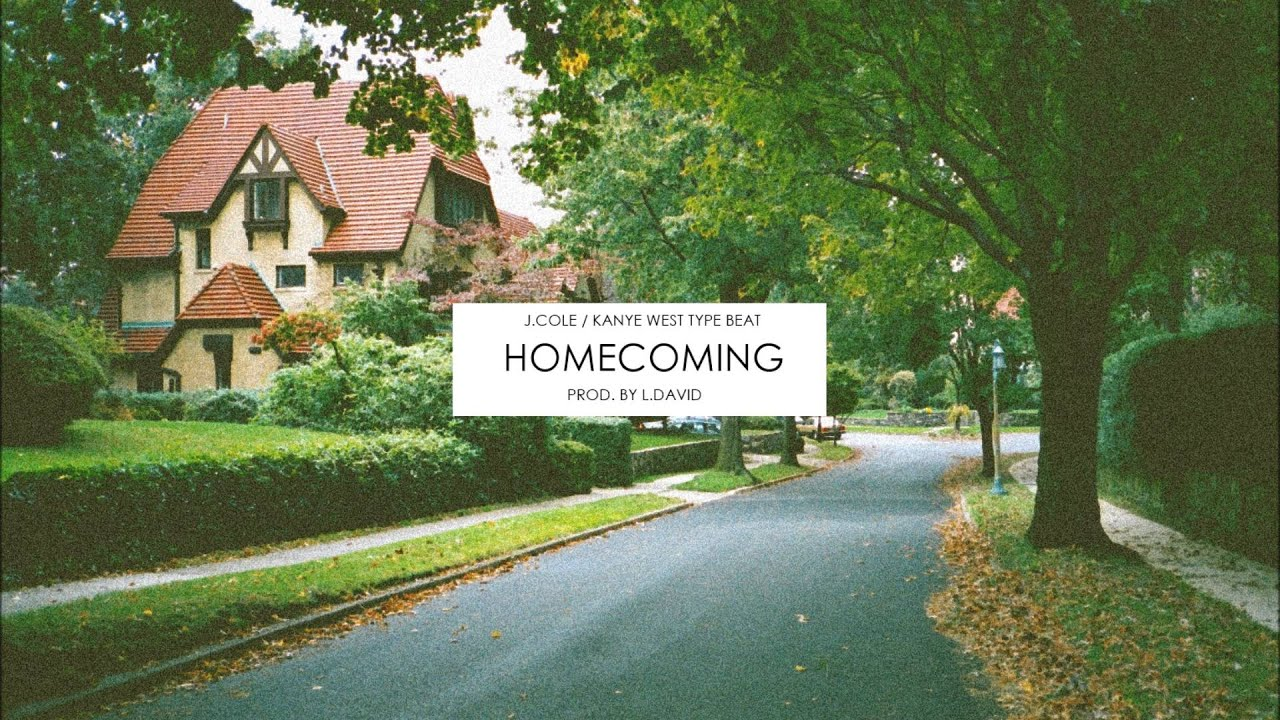 Free Download JCole Kanye West Type Beat Home ing Prod