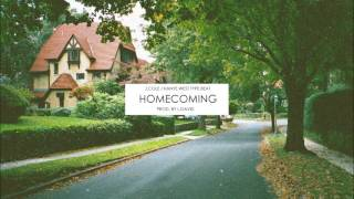 "(Free Download) J.Cole / Kanye West Type Beat ""Homecoming"" (Prod. By L.David)"