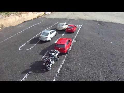 Corredores para motos - Dia a Dia no trânsito